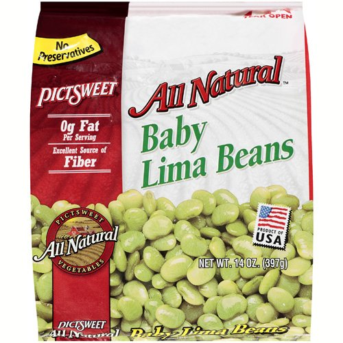 how to cook frozen lima beans